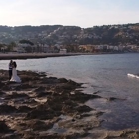 Vídeo de Boda en Alicante Playa <span>Trailer</span>